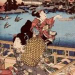 日本の伝統的絵画や書を壁紙用にまとめたサイト【Visipix】~国芳、国貞、北斎ら6000枚以上