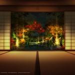 温泉気分を味わえるハイクオリティなアイコン+壁紙「YORITSUKI」