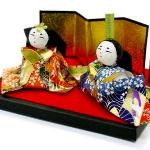 子供と一緒に思い出づくり:簡単にできるひな祭り人形組み立てキット