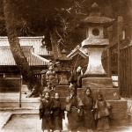 龍馬伝の頃の下田の風景・古写真を5枚ほど