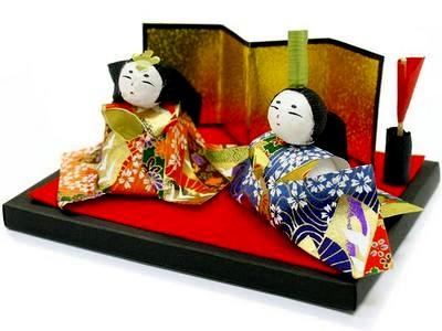 組み立て式雛人形